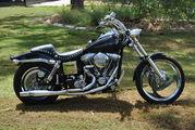 Harley Davidson Wide Glide FXWDG  1986