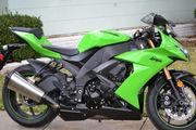 2008 Kawasaki Ninja ZX 10R