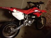 2006 Honda CR85R Motorbike
