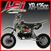 125cc LEI MOTOR xr GREEN