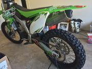 KAWASAKI MOTOCROSSE BIKE Kx450f_$7000 NEG_PHONE KYEL 0428 450 577_MORANBAH QLD