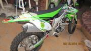 KAWASAKI YEAR 2012_Kx450f_EXCELLENT_VIN jkakxgfc8caoo5406_SALE_NO SWAP