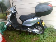 fly 150 cc scooter 2006