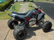Yamaha 700 Raptor Quad Bike