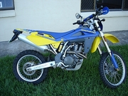 Husqvarna TE 510 Enduro Motorbike