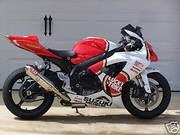 2007 Suzuki GSX-R 600 POWER BIKE